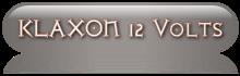 logo de la page des klaxons 12 Volts dans la boutique