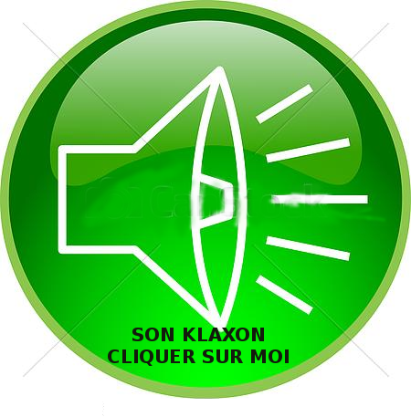 logo de la musique du klaxon tour de France sprint final 3 trompes abs rouge